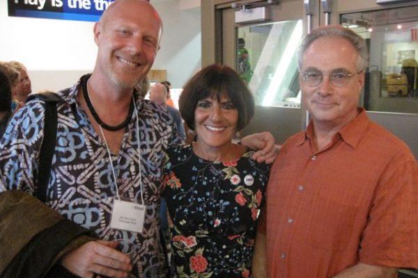 Dan Baron Cohen, Lois Holzman, Dan Friedman